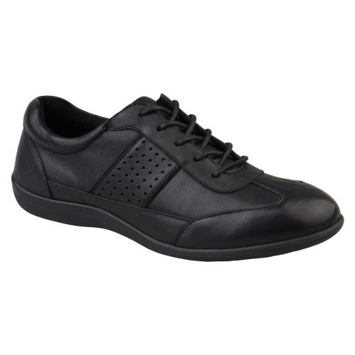 Revere-Seattle-black-damesveterschoen-3-4