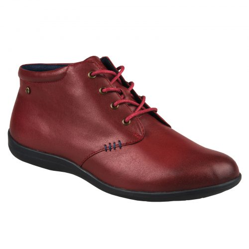 Revere-Wanaka-red-damesveterschoen-3-4